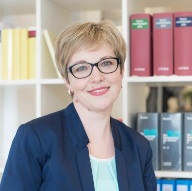 Natalia Sokolovsky Bilanzbuchhalterin